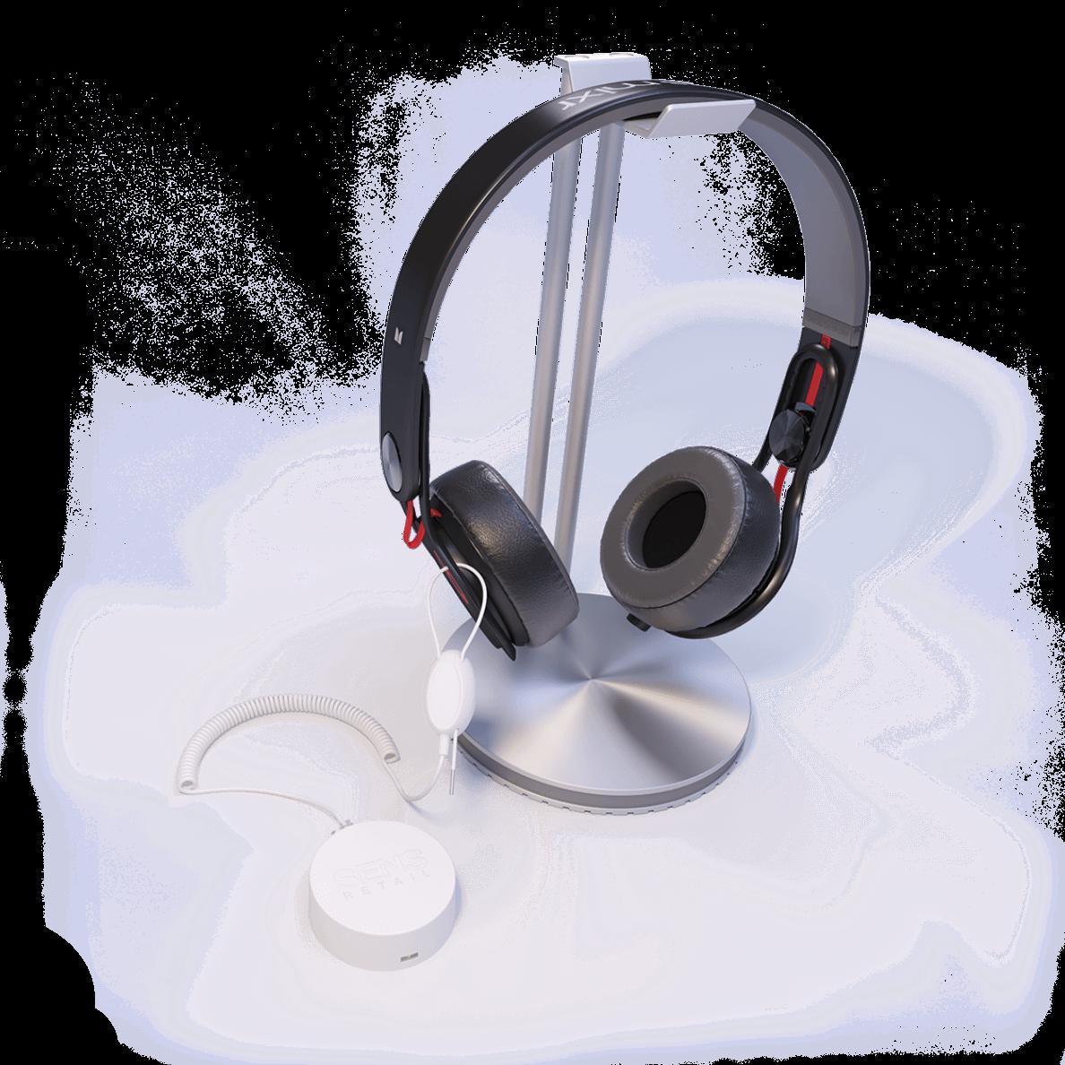 Sens Retail Audio Security