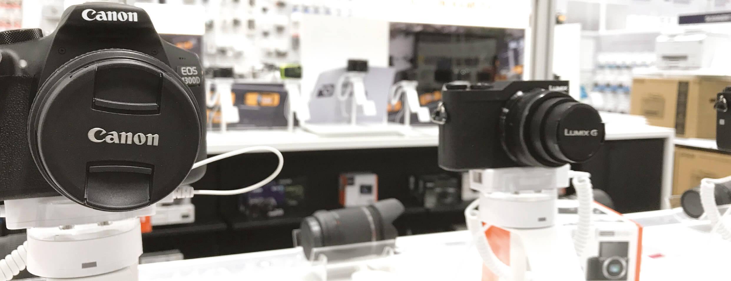Sens Retail camera security